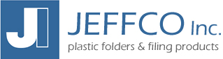 JeffCo Plastic Folders